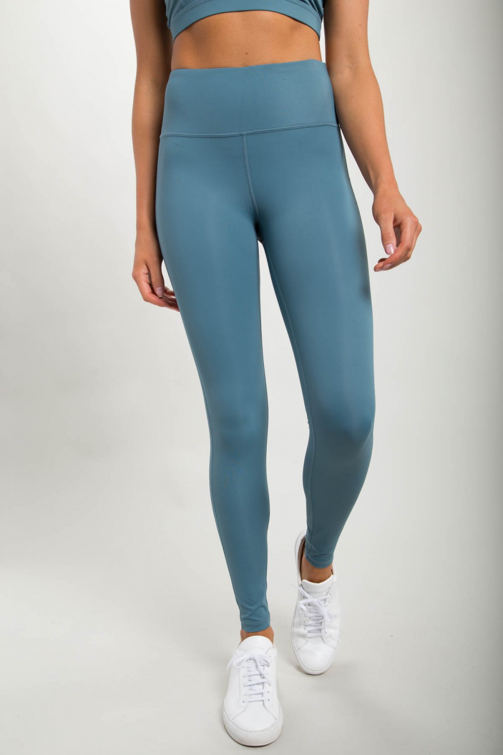 APH8026<br/>Mono B GREEN - Essential Performance High-Waisted Leggings (APH8026)